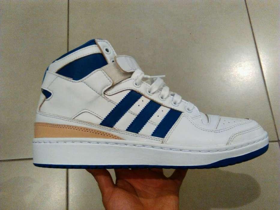 351cff015b0 Zapatillas Adidas Forum botines  strong retro  strong  Clasicas vintage ...