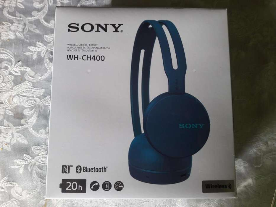 Audifonos inalambricos <strong>sony</strong> nuevos