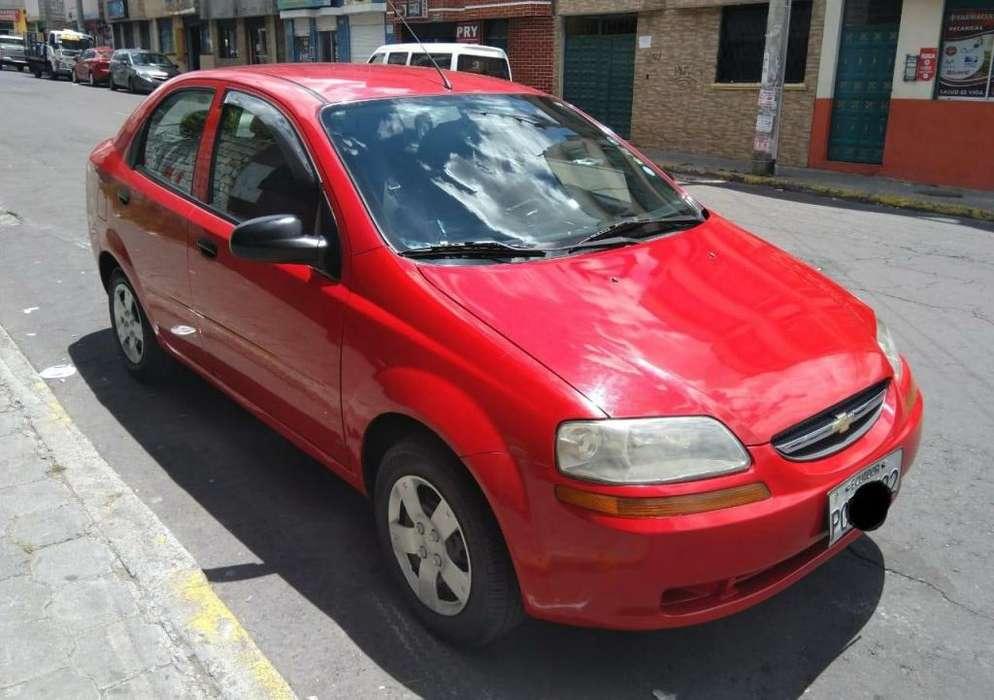 Chevrolet Aveo Family 2013 - 120500 km