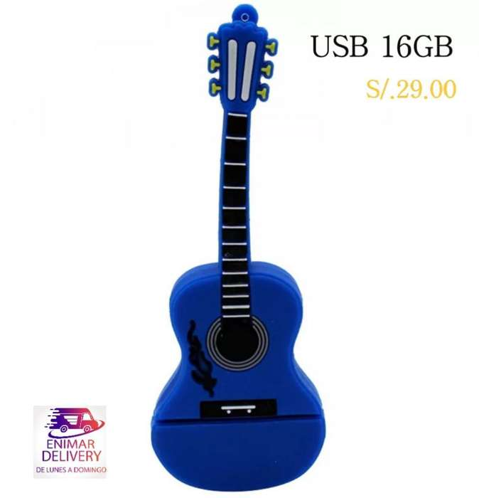 Usb de Guitarra