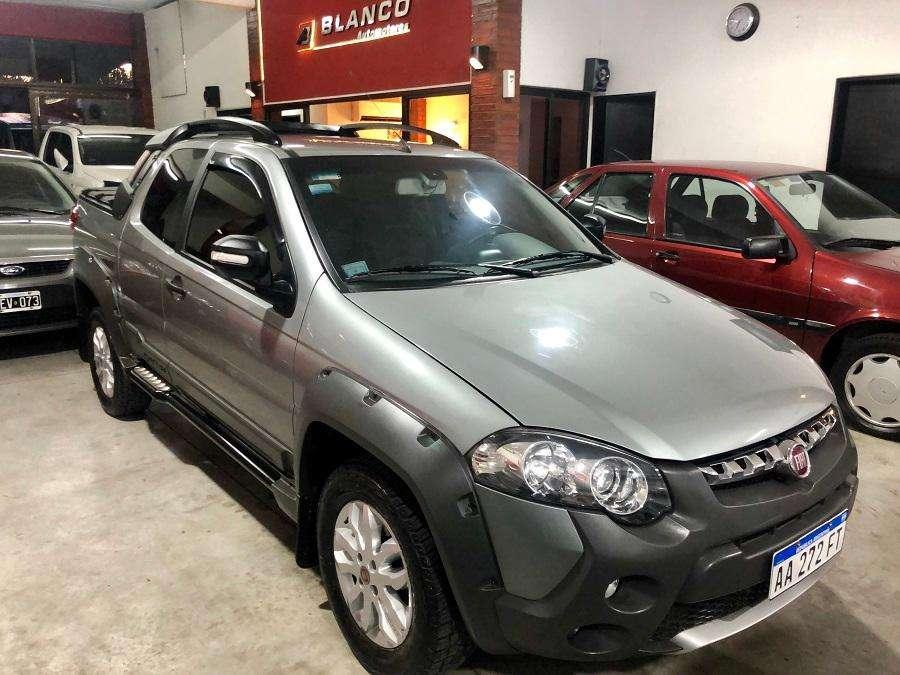 Fiat Strada Adventure 2016 - 56000 km