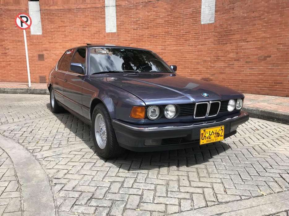 <strong>bmw</strong> Serie 7 1989 - 211000 km