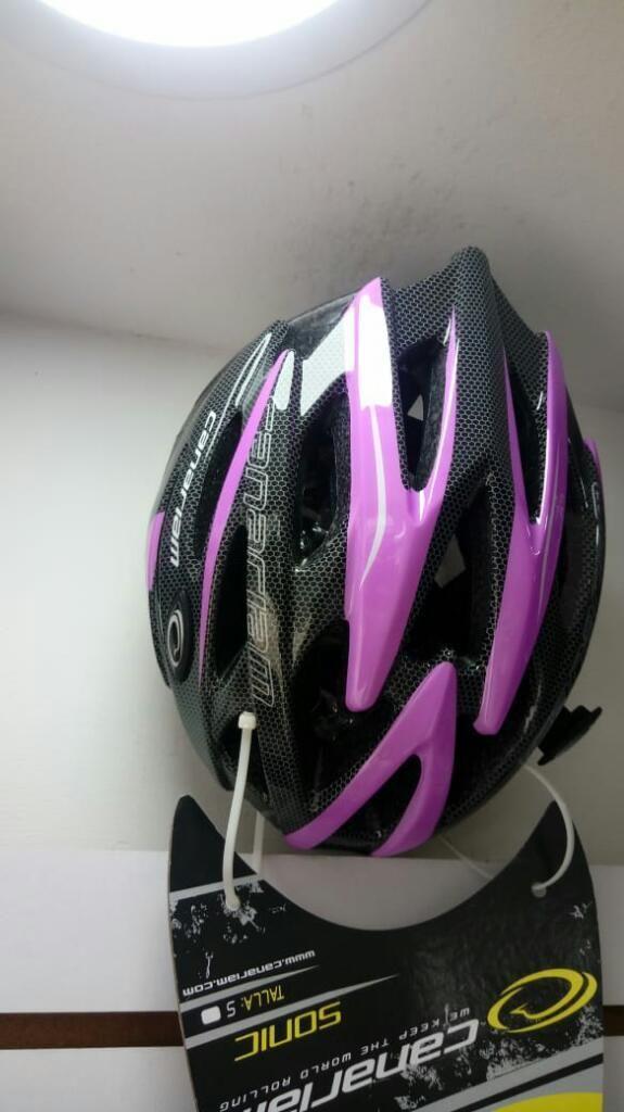 Casco Patinaje o Ciclismo Canarian.