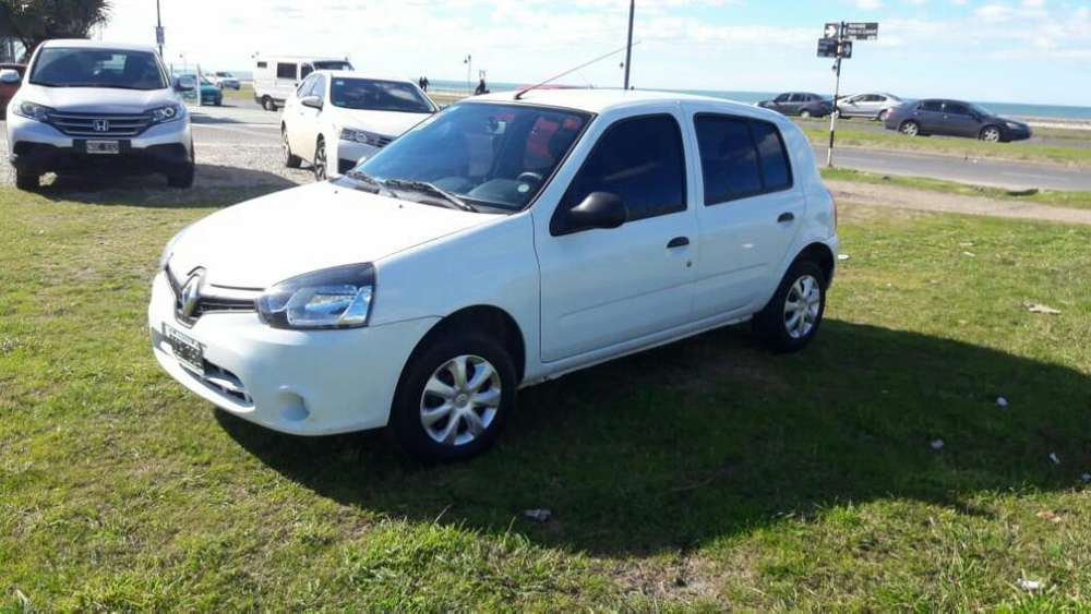 Renault Clio Mío 2014 - 50000 km