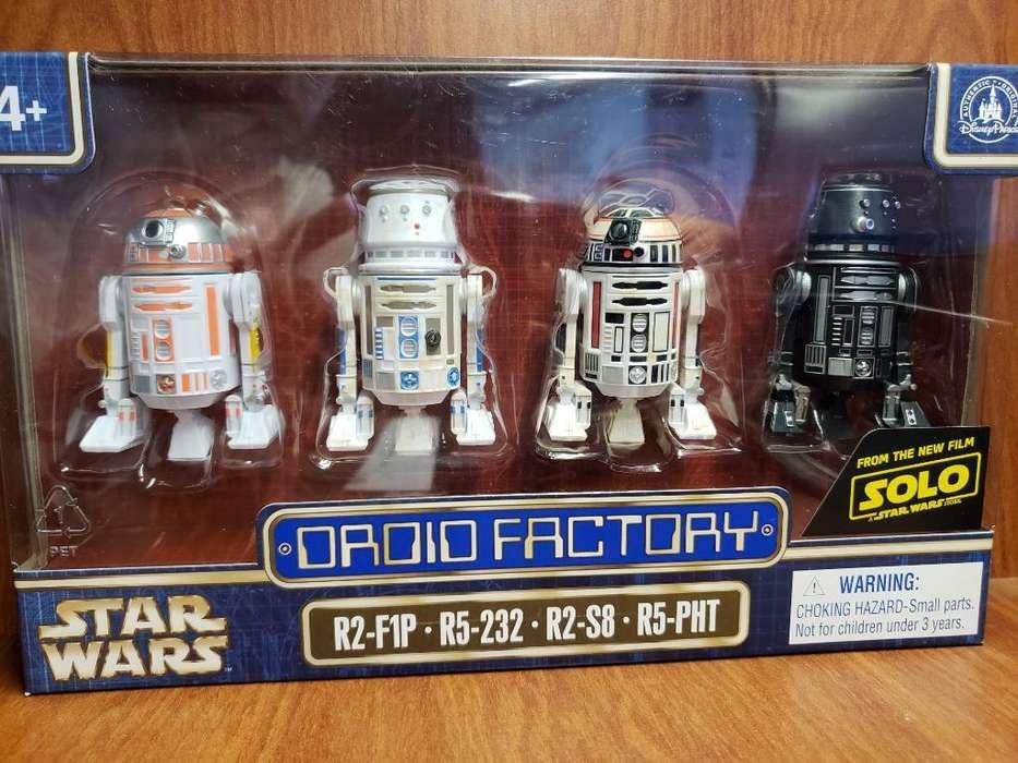 Star Wars Droid Factory de Disney
