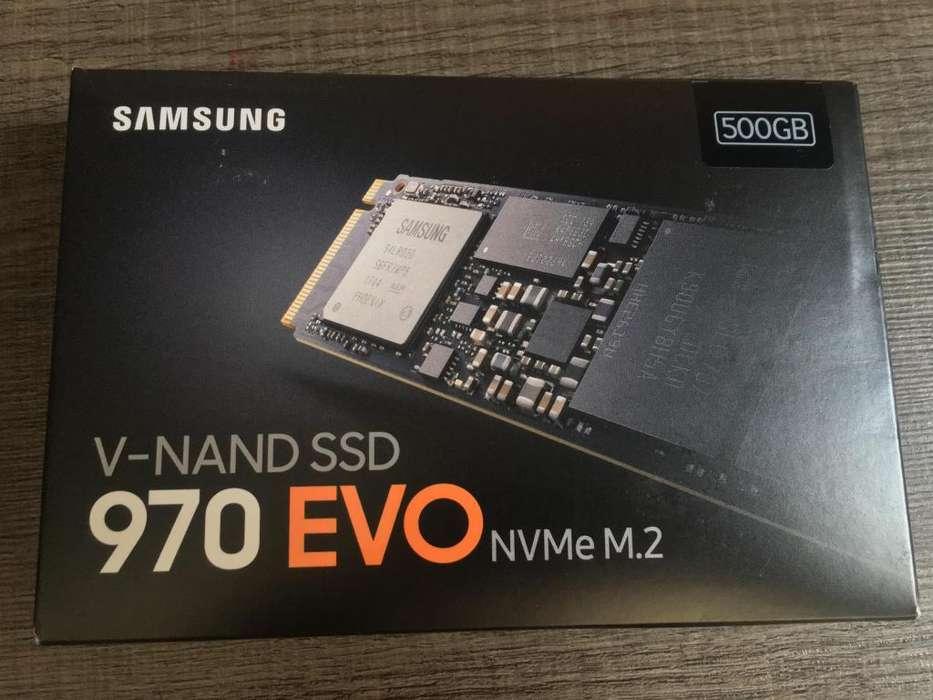Samsung 500GB SSD 970 EVO NVMe M.2