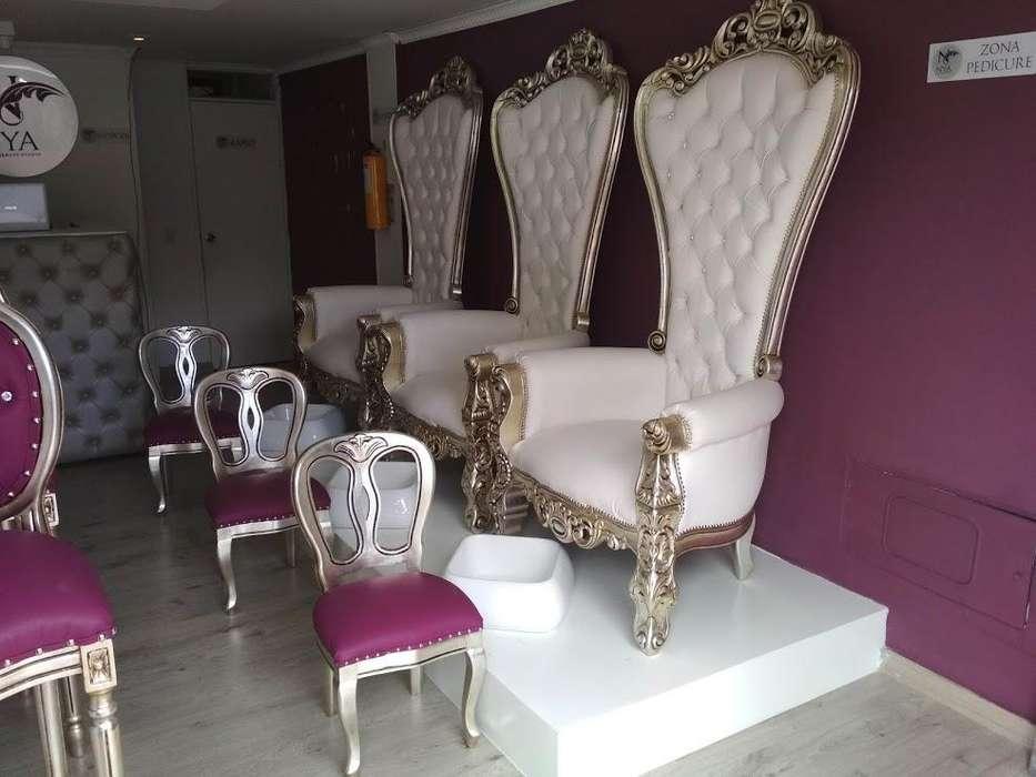 Muebles para spa de uñas, hogar todo en general
