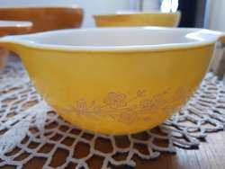 Set De 4 Bowls Pyrex Corning N.Y Usa