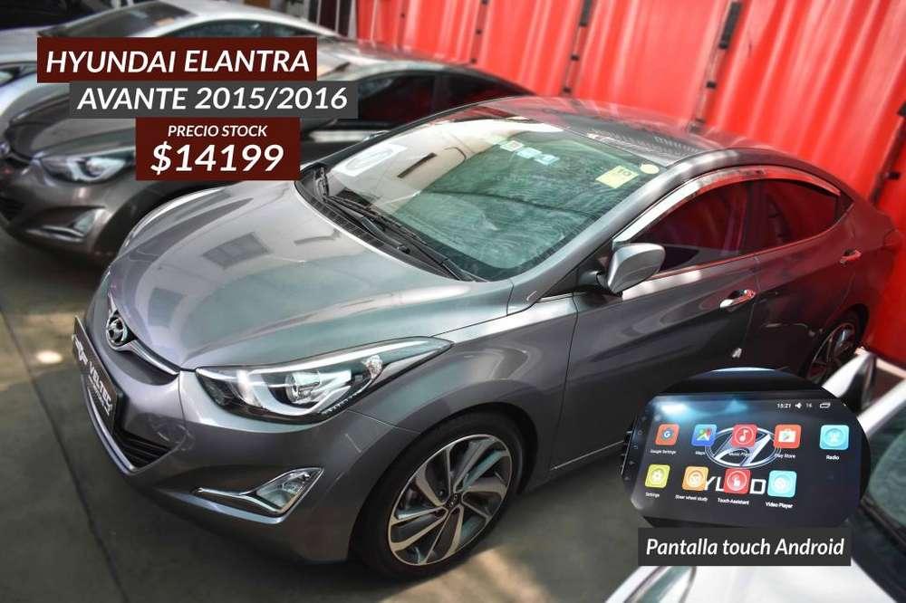 Hyundai Avante 2015 - 39281 km