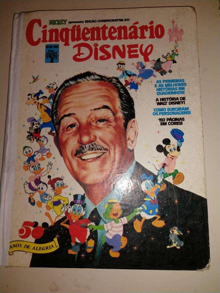 Cinquentenario Disney Walt Disney Portugues