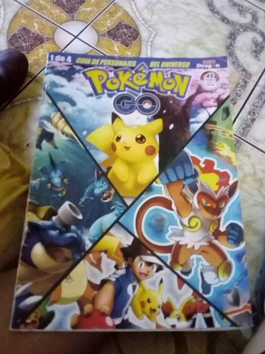 Guia de Pokemon Seminuevo 5/10