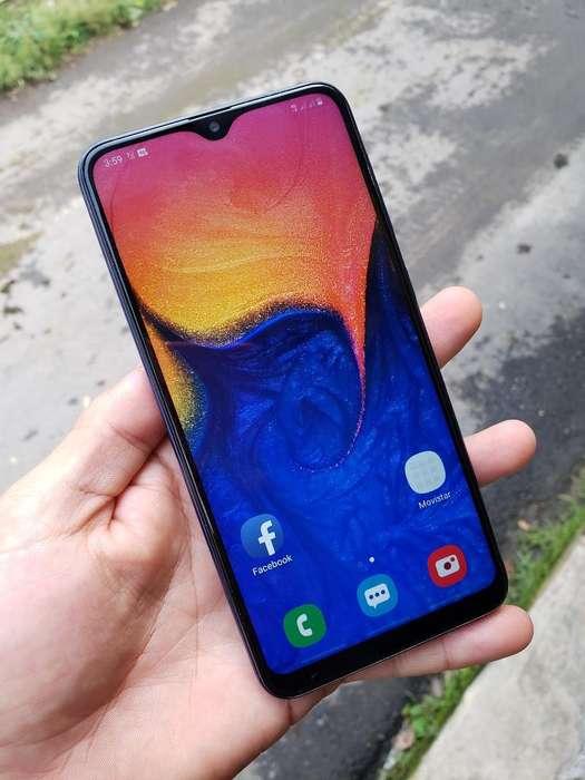Samsung A10 Duos Hermoso Legal Economico