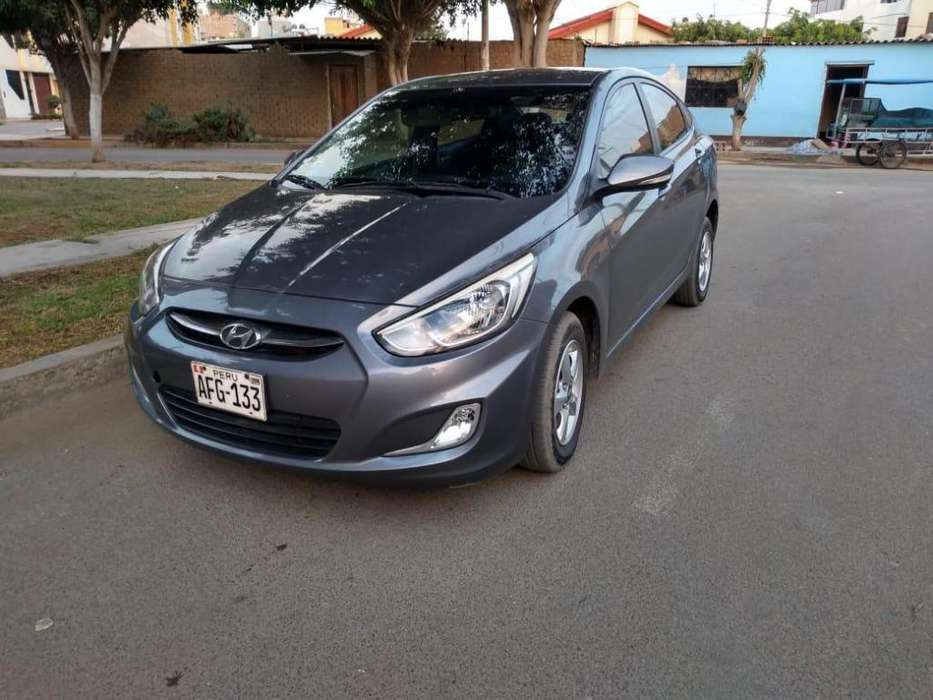 <strong>hyundai</strong> Accent 2014 - 80000 km