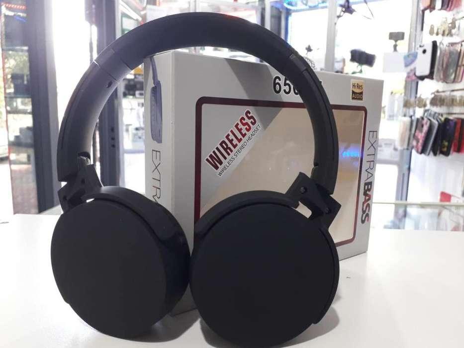 Auriculares Inalambricos Bluetooth Extra Bass 650BT