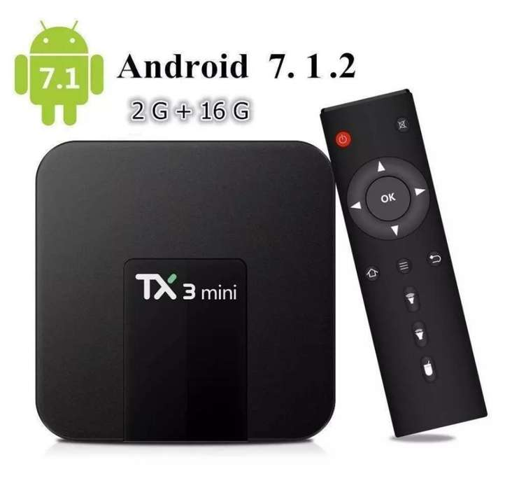 Tv Box Entrega Inmediata