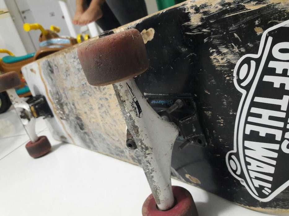 Skate-patineta