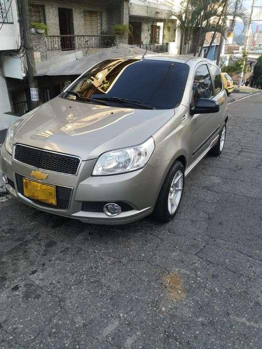 Chevrolet Aveo Emotion 2012 - 60000 km