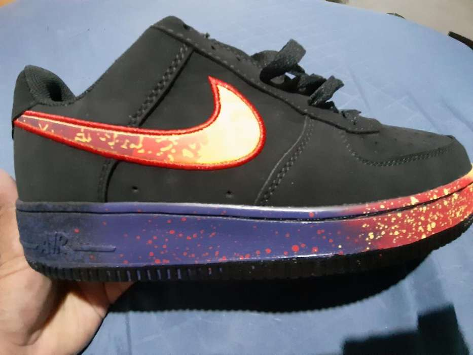 Nike Air Force One Y Nike React Element