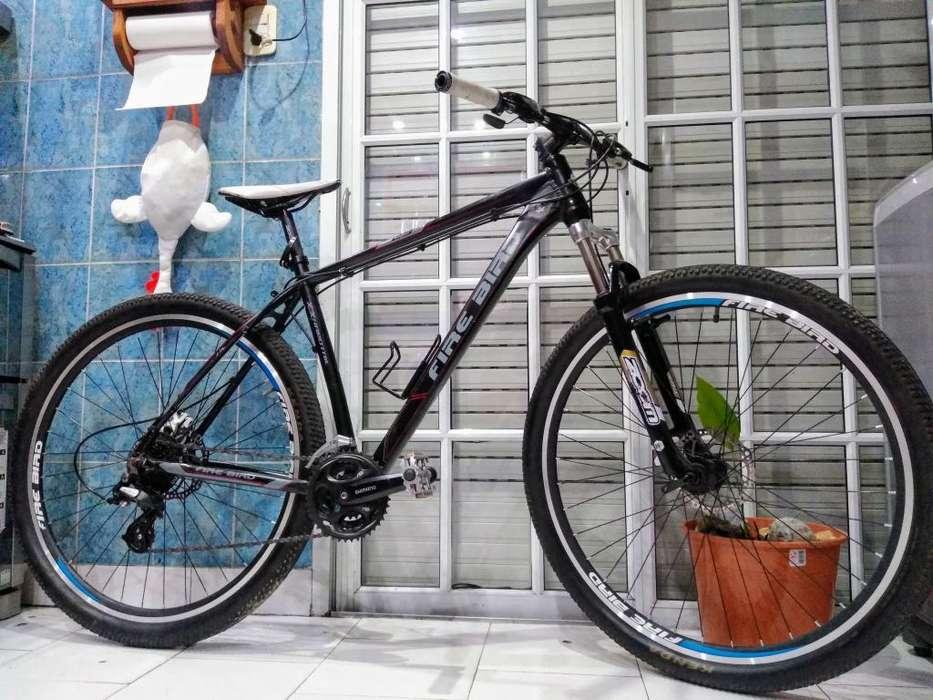 Bicicleta Mountain Bike Rodado 29