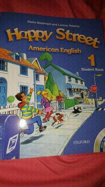 Libro happy street american english estuden book 1