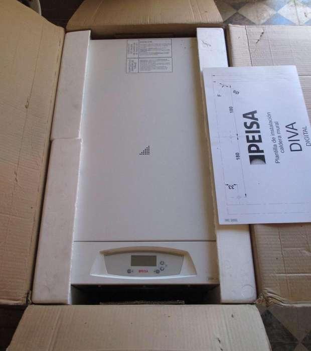 Sistema Calefaccion Por Radiadores Peisa Completo sin Uso