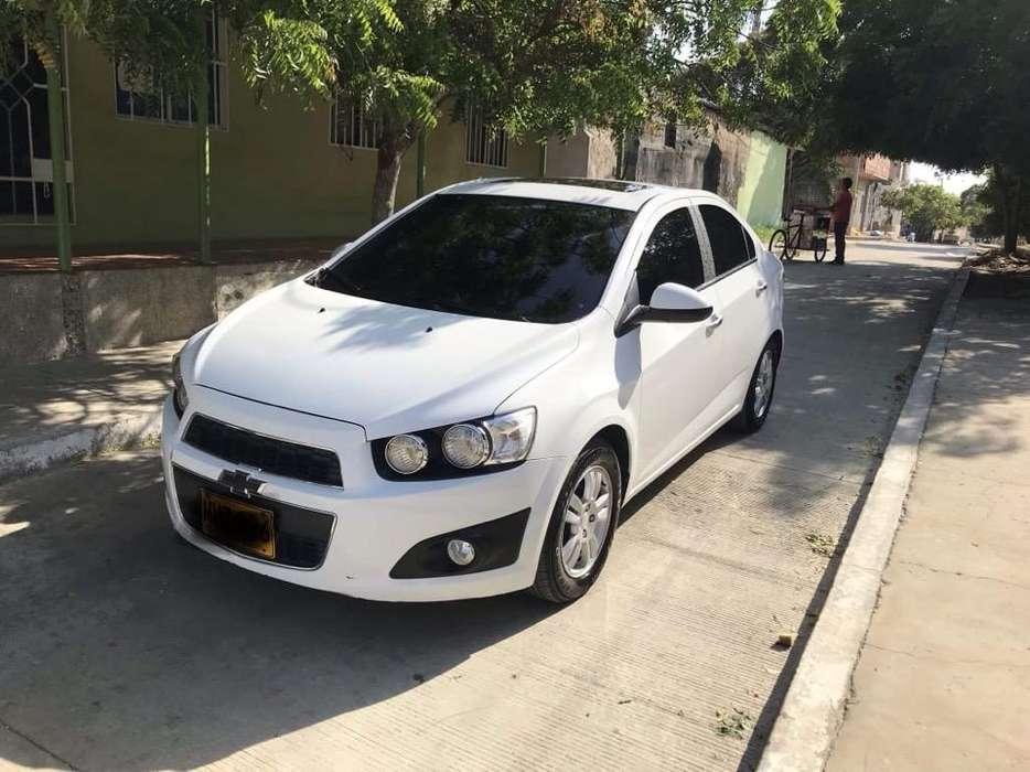 Chevrolet Sonic 2013 - 81000 km