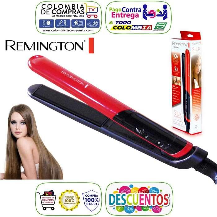 Plancha Remington 455f Silk Seda Profesional Original, Nuevas, Originales, Garantizadas