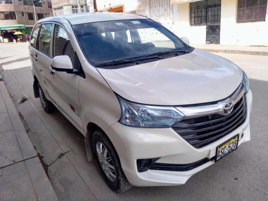 Toyota Avanza 2016 - 100000 km