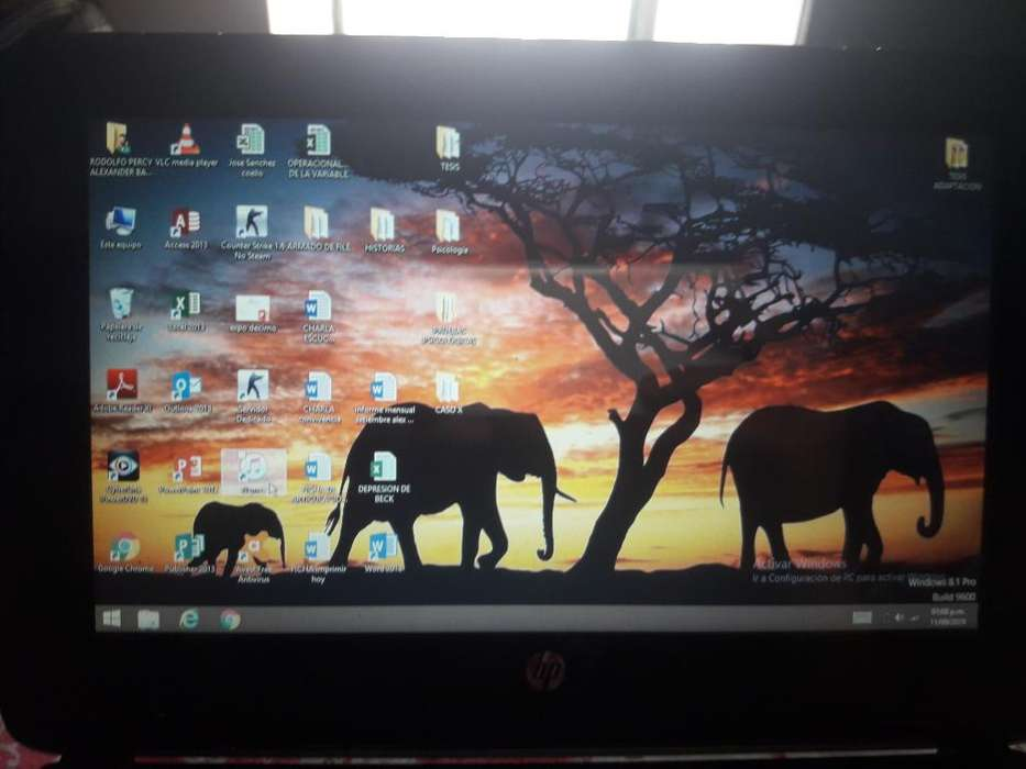 Notebook Hp Pavilion Pantalla Tactil