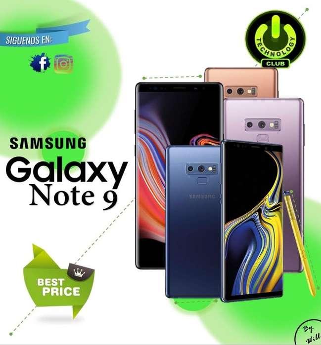 6.4 Pulgadas Pantalla <strong>samsung</strong> Note 9 Galaxy / Tienda física Centro de Trujillo / Celulares sellados Garantia 12 Meses
