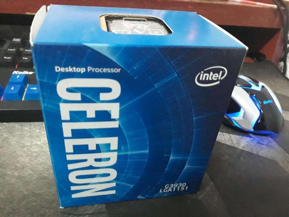 Micro Procesador Intel Celeron G3930