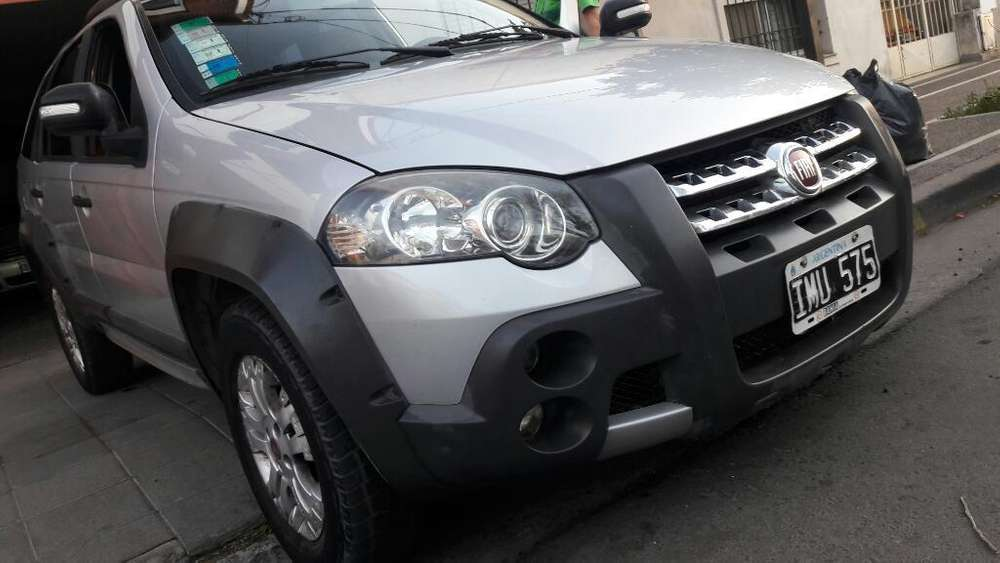 Fiat Palio Adventure 2010 - 117000 km