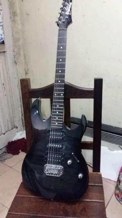 Guitarra Electrica Ibanez Grx 70qa Maple
