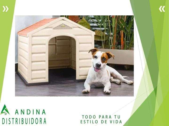Casa Perro Pequeños Medianos Rimax 100 Polipropileno