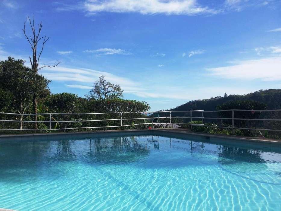 Alquiler de finca en la Vega Sauna, Hamacas, piscina, Juegos