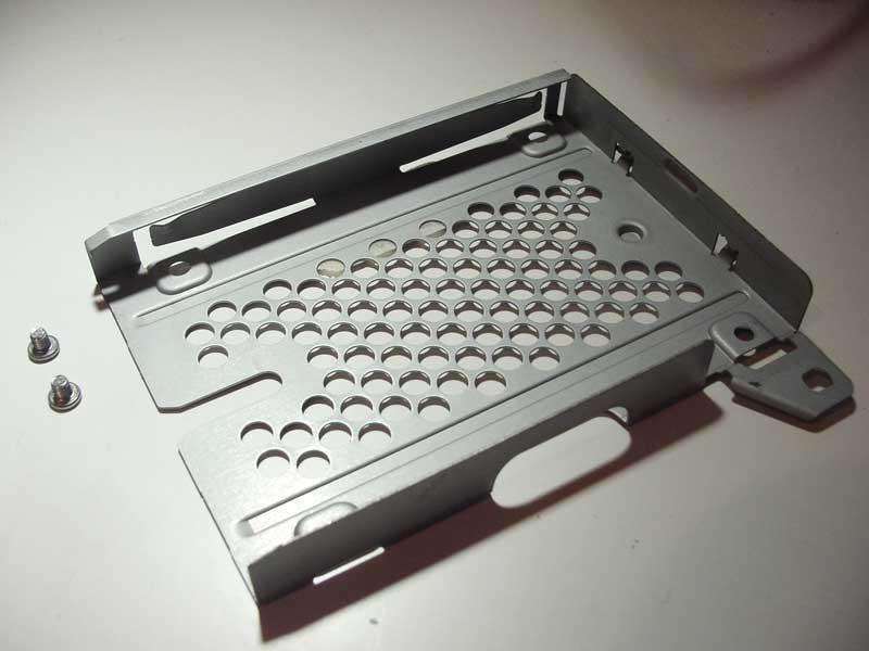 PS3 Caja Para Disco Duro PS3 Slim PS3 Super Slim Tornillos