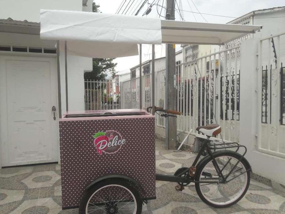 Carrito de Comida (bike Food)