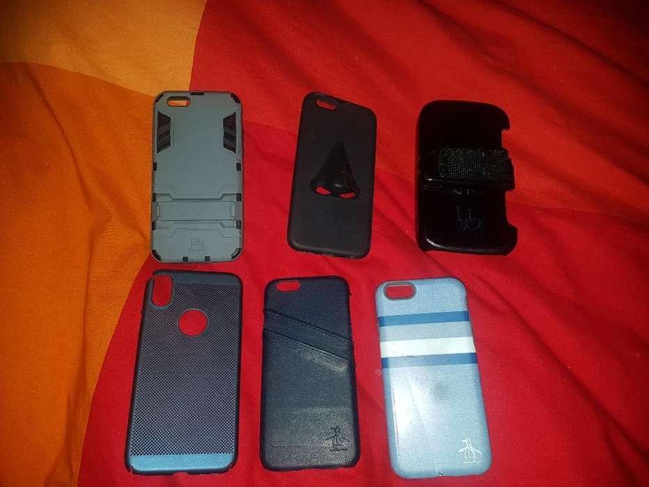 Case iPhone X Y 6