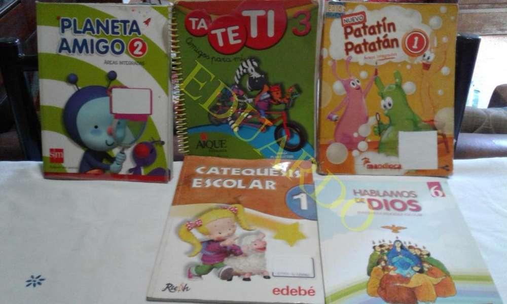 VENDO LIBROS DE PRIMARIA , JARDIN , CATEQUESIS Y SECUNDARIA DE : BIOLOGIA , INGLES , TECNOLOGIA Y CIUDADANIA