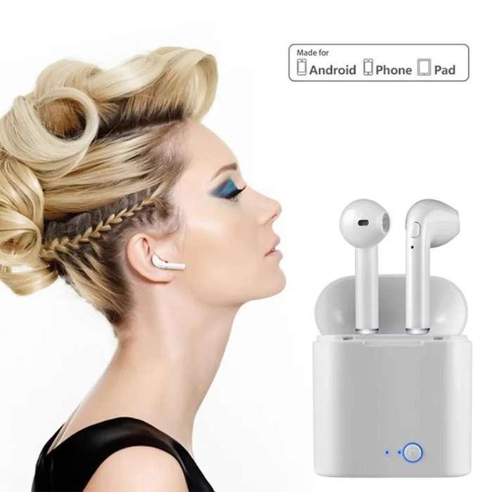 Audífonos Bluetooth I7s