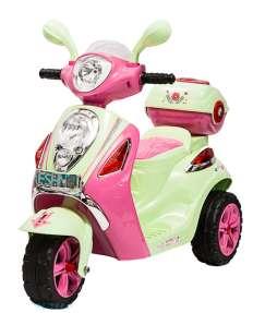 Moto Eléctrica para niña