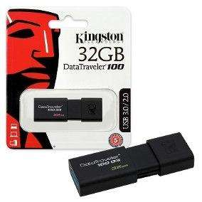 USB KINGSTON 32 GB 3.0 OFERTON