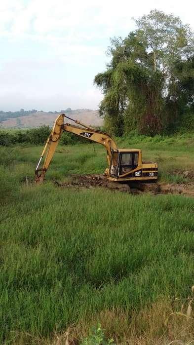 Excavadora en Venta Año 98