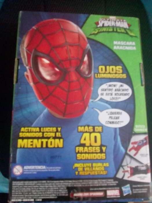 Mascara Spiderman Hasbro
