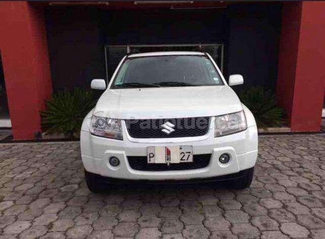 Suzuki Grand Vitara SZ 2008 - 155000 km