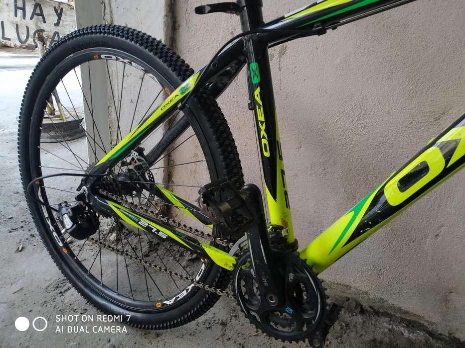 Vendo Bicicleta Oxea Rodado 27,5