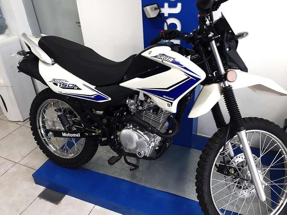 <strong>moto</strong>mel SKUA 150 V6