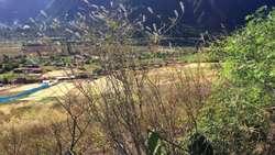Vendo terreno en Urubamba - 00732