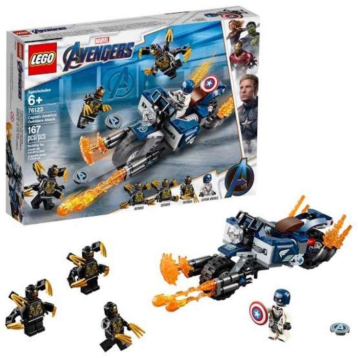 Lego Alternativo Endgame Bela