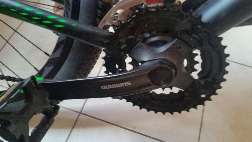 Bicicleta Gw Liena Hyena 29